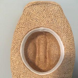 Accessories - Straw cowgirl beach hat